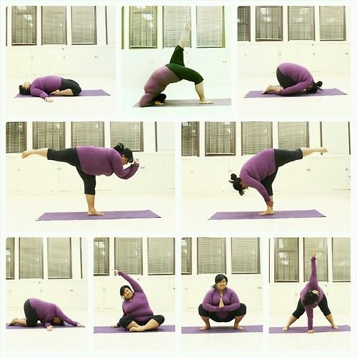 yoga is for every body