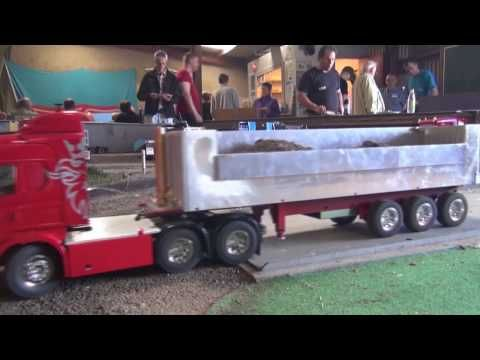 Rc Truck (Durup 06-07-2013) - YouTube