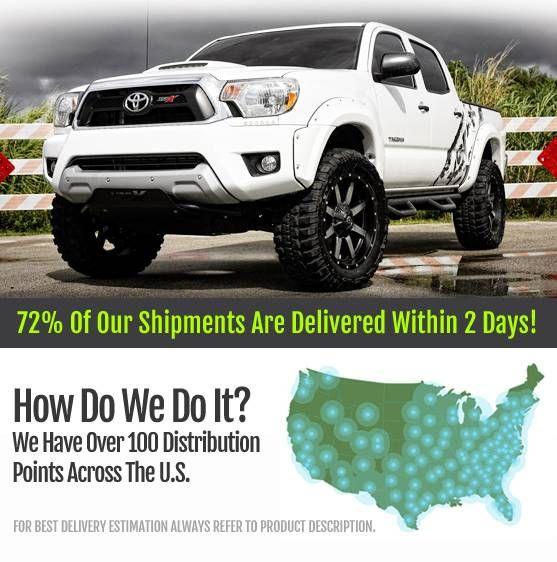 Toyota Tacoma Wheels and Tires & Toyota Tacoma Rims for Sale