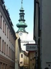Workaway in . Help at an English Language centre in the beautiful old town of Bratislava