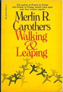 Walking and leaping Merlin Carothers