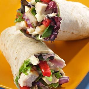 Chicken Veggie Wraps: Chicken Wraps, Chicken N Veggies Wraps, Foood Yummy, Recipes Chicken, Chicken Recipes, Chicken Veggies, Lunches Ideas, Favorite Recipes, Lunches Wraps