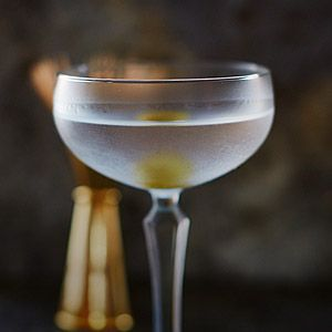 The gin martini is a classic cocktail that can be achieved in a few simple steps; Try Jamie's gin martini recipe for the perfect blend each time.