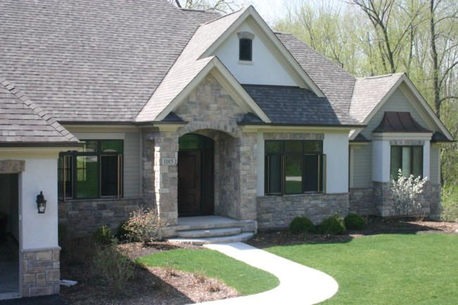 17 best ideas about hardie board colors on pinterest for Stucco and siding combinations