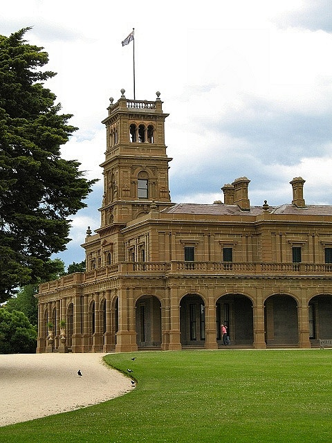 Werribee Park Mansion, Melbourne