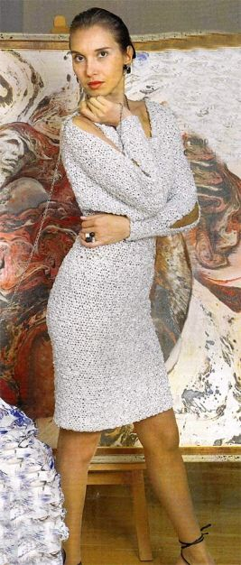 Vestido (ganchillo)
