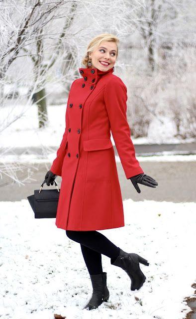 Peste 1000 de idei despre Red Coat Outfit pe Pinterest | Color ...