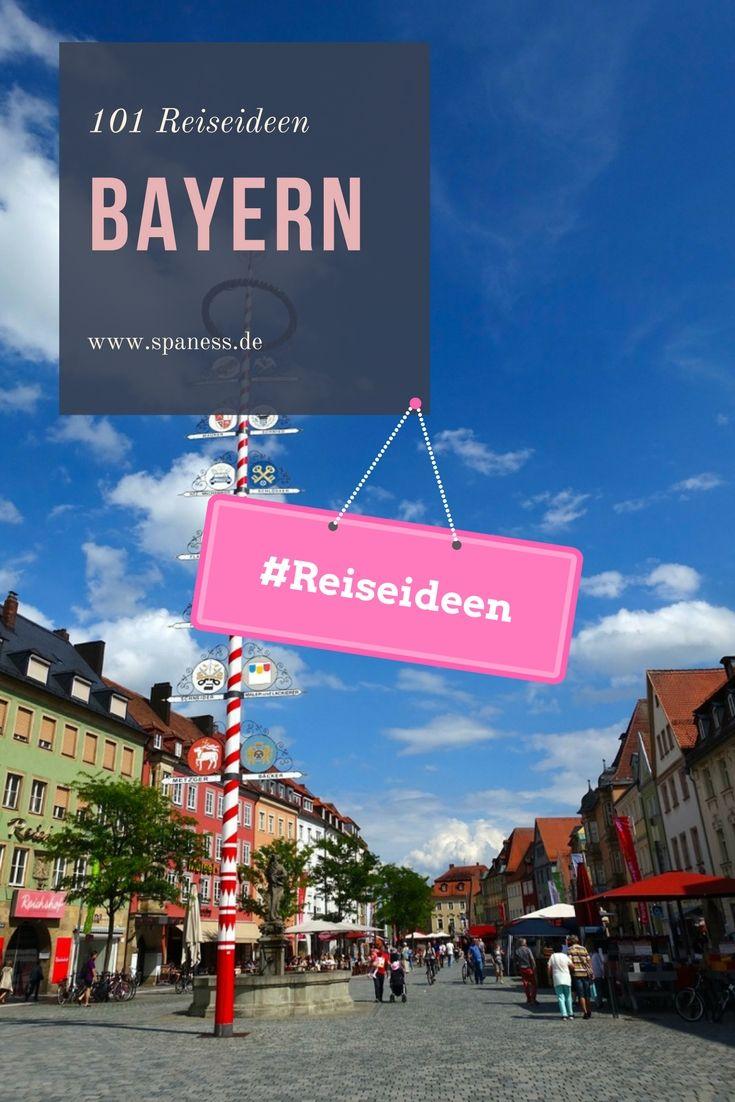 Bayern Reise Tipps