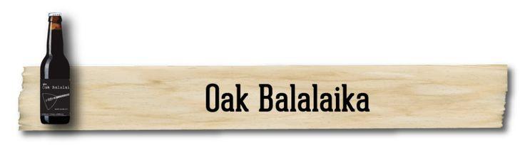 I oktober 2013 bryggde vi första upplagan av My Balalaika, dvs grundölet i Oak Balalaika. Detta var vår tionde bryggning och vi ville göra något speciellt, något som gick att lagra. Därför plockade vår bryggmästare fram ett recept som han bryggt många gånger tidigare, fast då i hembryggning.  När My Balalaika tappades på flaska så lät vi en del stanna kvar i tanken. Här fick den mogna fram ytterligare innan vi sen tappade över den på 8 bourbonfat från olika destillerier. Vi körde in faten i…