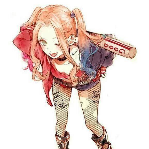 808 Best Harley Quinn Images On Pinterest