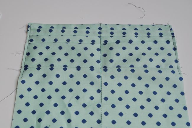 Fort Worth Fabric Studio: Basic Wallet Tutorial
