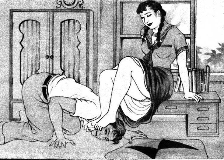 Text femdom erotic otk