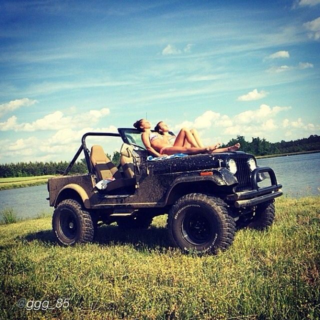 Boise Jeep Dealer: 150 Best Images About Jeep Girl's On Pinterest