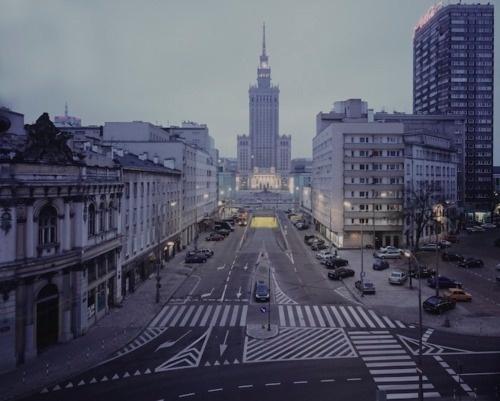 The motherland - Warsaw, Poland