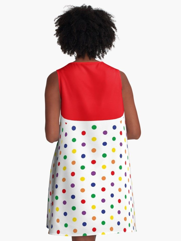 88048f85b08d Bunte Punkte Coloured Polkadots © hatgirl.de (Retro, Minimaldesign ...