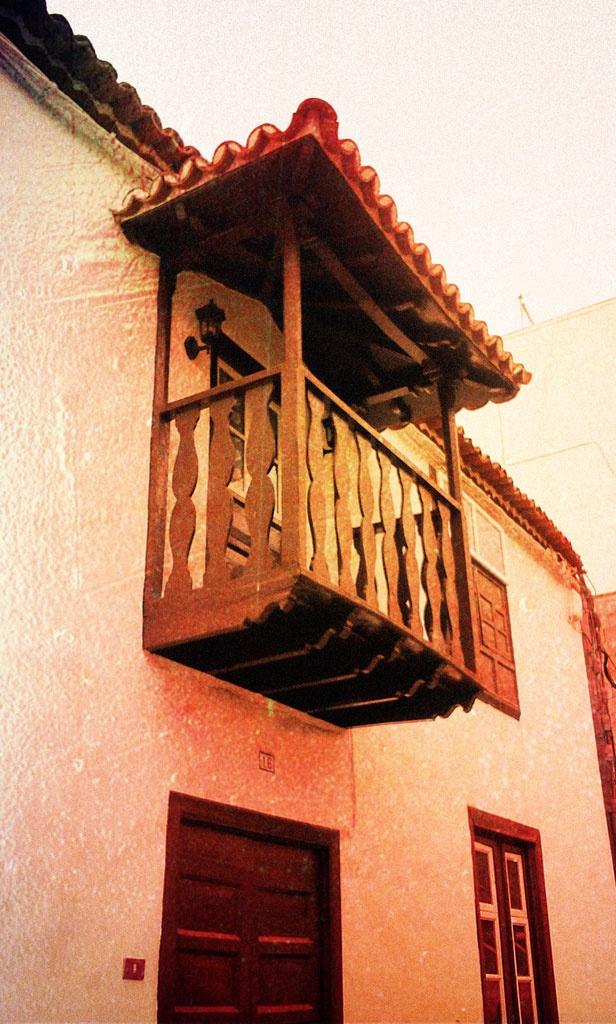 Classico Balcone Canario #tenerife