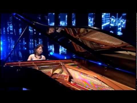 Chopin01 仲道郁代 幻想即興曲op66