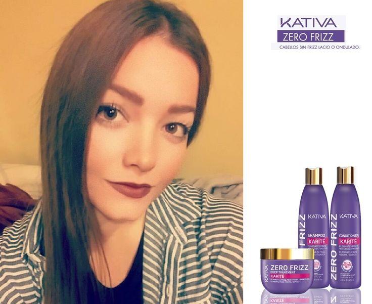 Θεϊκά μαλλιά με τις σειρές περιποίησης Kativa Natural. Το Kativa Zero Frizz με Shea Butter είναι ένα εξαιρετικό προϊόν για το φριζάρισμα κάθε τύπου μαλλιών ανεξάρτητα αν είναι ίσια ή σγουρά. Μέσα σε πολύ σύντομο χρονικό διάστημα θα πείτε αντίο για πάντα στο φριζάρισμα.Περιέχει αντιοξειδωτικά, όπως η βιταμίνη Ε , η οποία σε συνδυασμό με τη βιταμίνη Α, D, Ε και F βοηθά στην προστασία των μαλλιών από την ακτινοβολία, βοηθά στην ανάπλαση και αποκατάσταση της κατεστραμμένης τρίχας