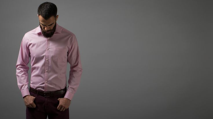 Buy Mr. PINK luxury shirts for men online at Andamen at the best price. Andamen is the leading online portal for premium branded shirts for men in India. Free shipping and 60 days free returns