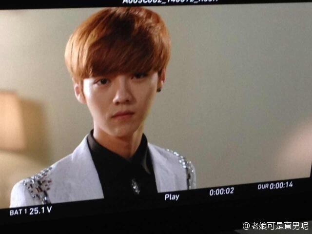 老娘可是直男呢's Weibo update #2