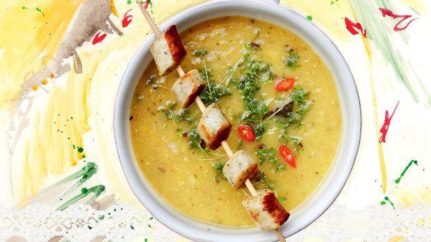Tahle polévka vás vytáhne i z té největší mizérie. Kombinace červené čočky, chilli, ze...