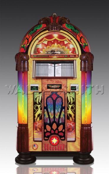 Rock-Ola Gazelle CD iPod Jukebox