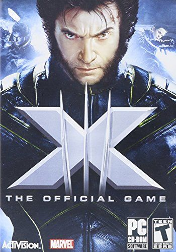 X-Men III - The Official Game Video Game for PC @ niftywarehouse.com #NiftyWarehouse #Xmen #Marvel #X-Men #Comics #Geek #ComicBooks