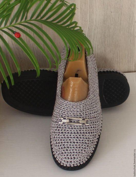 Обувь ручной работы. Мастер-класс