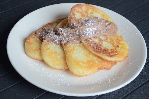 Pancakesy | Przepis - na - duet