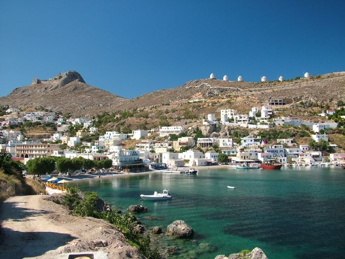 GREECE CHANNEL | Leros