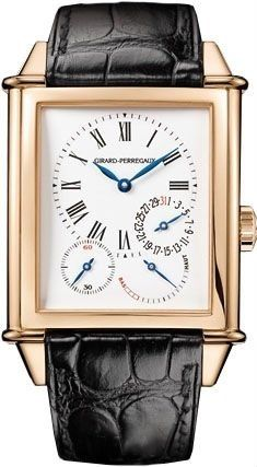 Mens Girard Perregaux Vintage 1945 Rose Gold.  Loving this look, maybe it's time for a new watch!