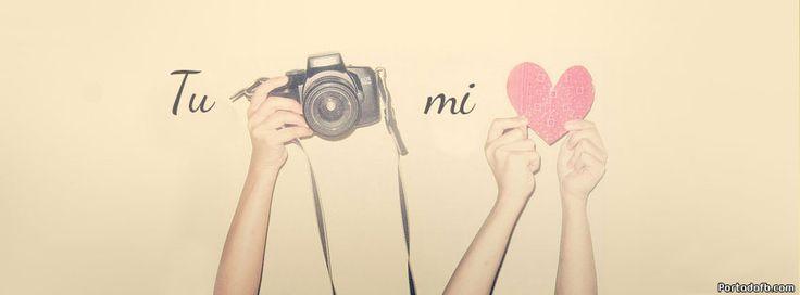 Tu capturas mi corazón