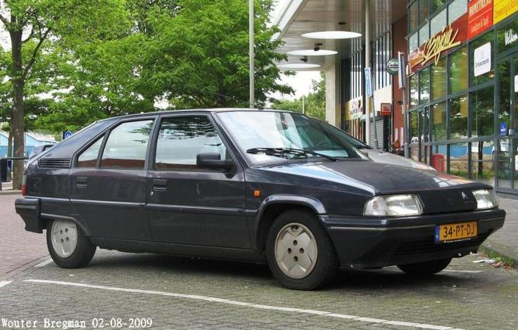 Citroen BX16 TZI