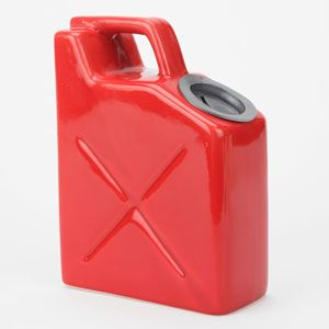 Gas Money Bank - great for the nephews starting to drive