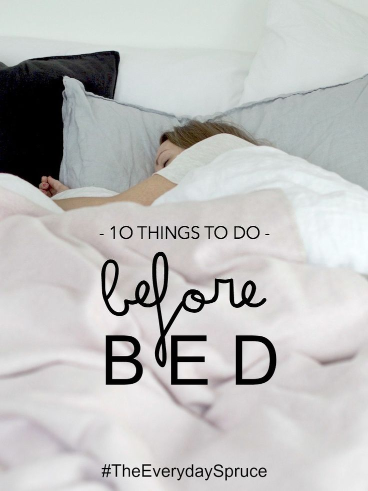 lapinblu | 10 things to do before bed #theeverydayspruce @heatheryoungUK & @SarahLou Francis\LapinBlu