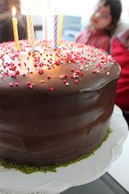 DAMLA ÇİKOLATA: Yaş Günü Pastası