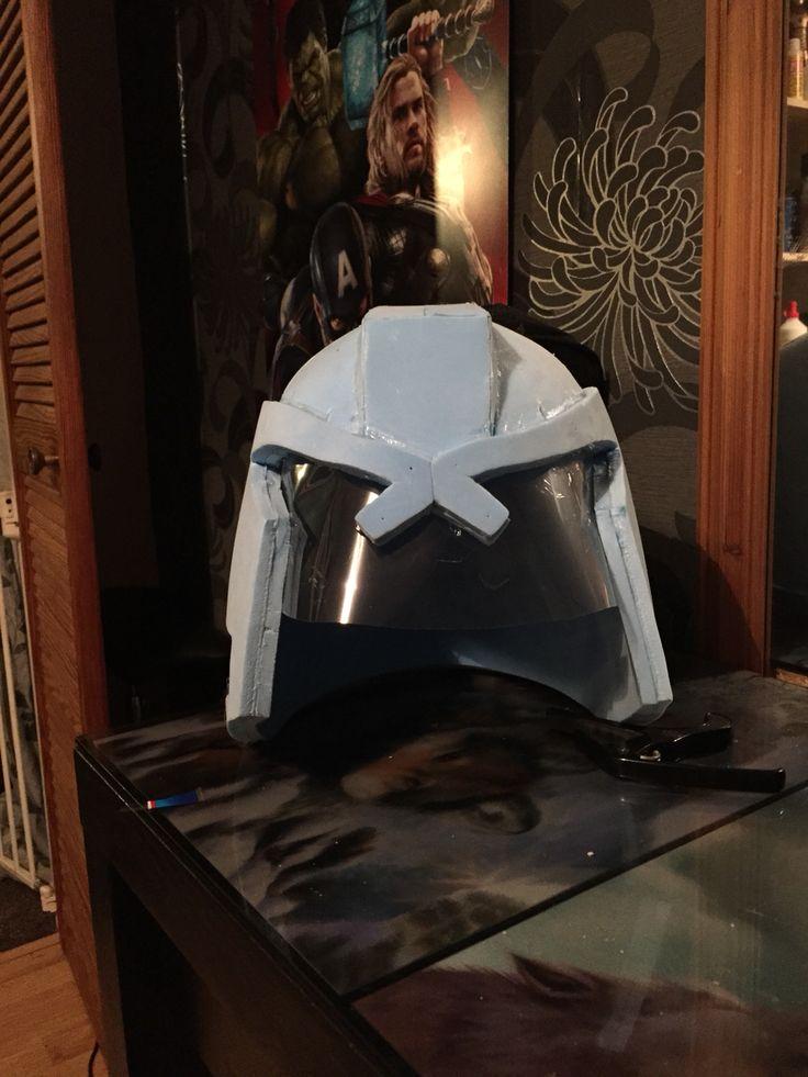 Dread helmet mk1
