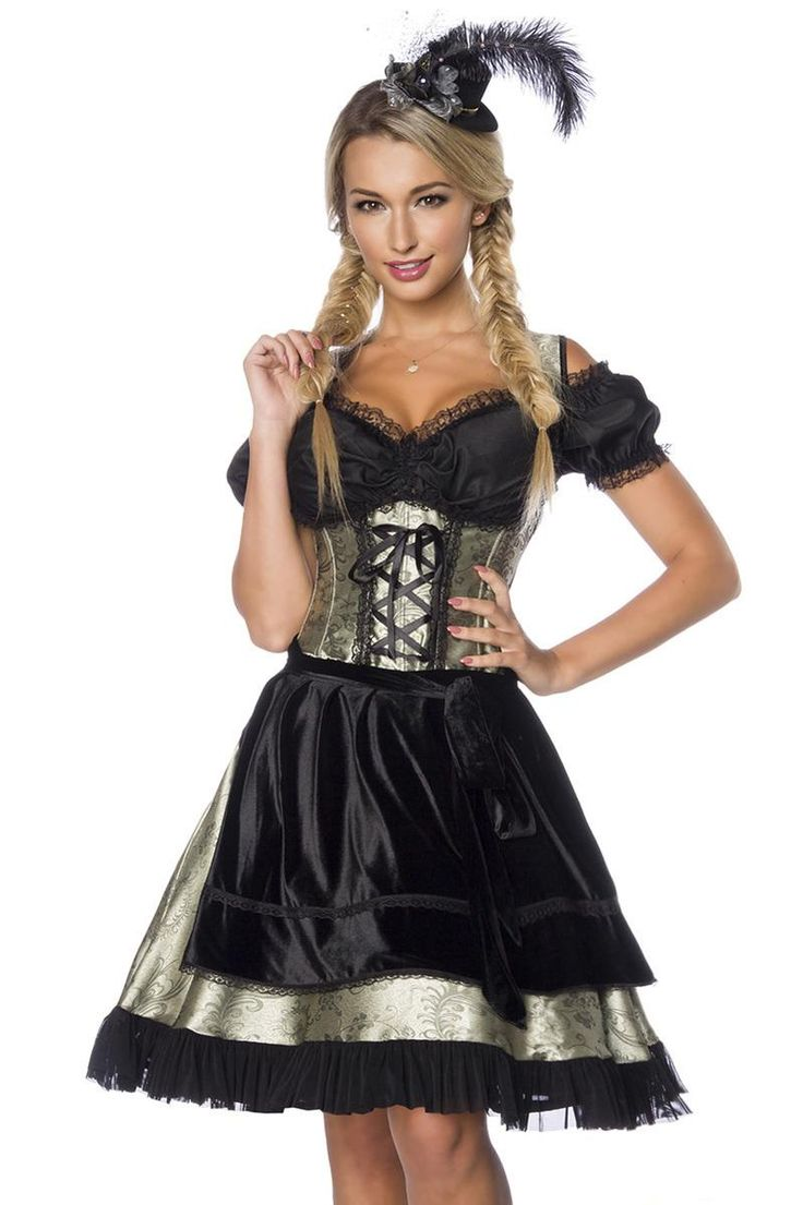 best 25 oktoberfest outfit damen ideas on pinterest. Black Bedroom Furniture Sets. Home Design Ideas