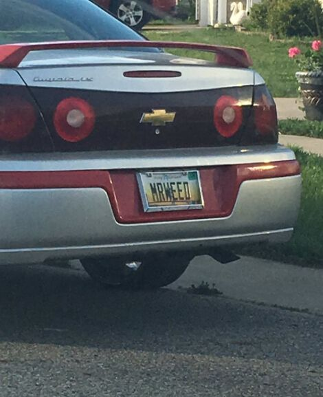 100 Coolest Vanity Plate Ideas Ever Picked From Photos Of
