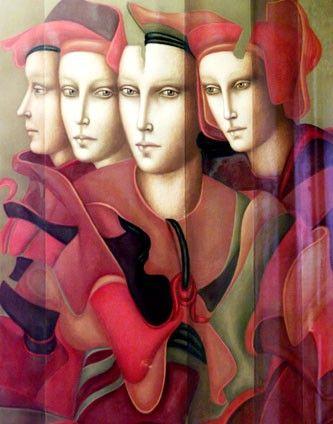 Il mondo di Mary Antony: Il realismo magico-rinascimentale di Carmen Aldunate