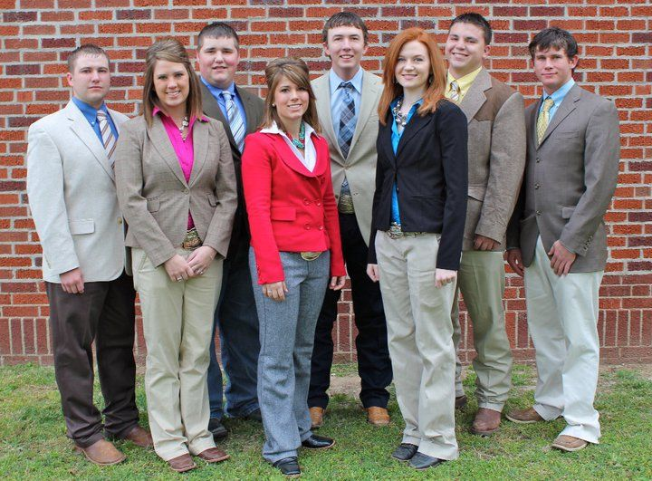 Blazers And Khakis Livestock Judging Attire Pinterest