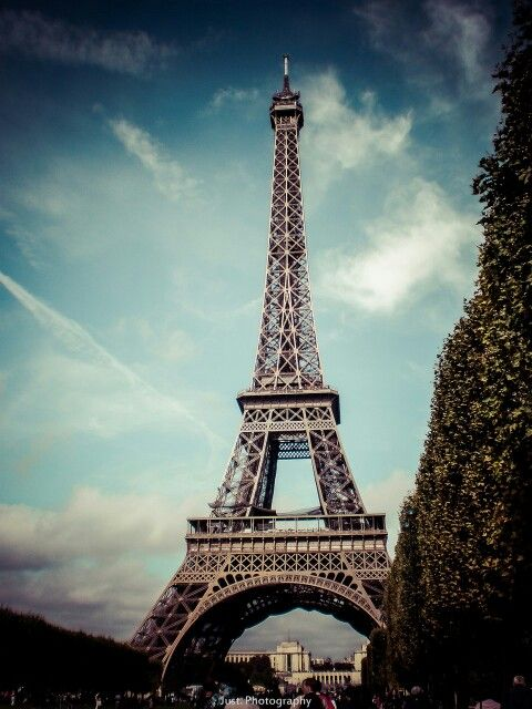 I want to go to Paris :DD