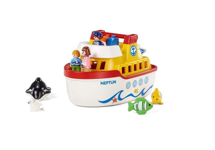 Navire transportable - 6957 - PLAYMOBIL® France