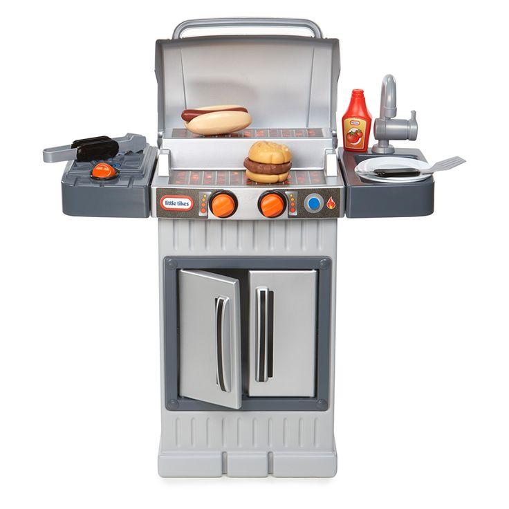 Little Tikes Cook 'n Grow BBQ Grill | Toys R Us Australia