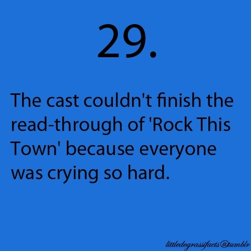 Degrassi Facts: the episode when J.T. dies...