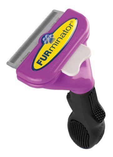 Furminator-Cane-Gatto-Pelo-Deshedding-Tool-Spazzola-Per-Capelli-Pettine-Nuovo-Toelettatura-Nuovo-di
