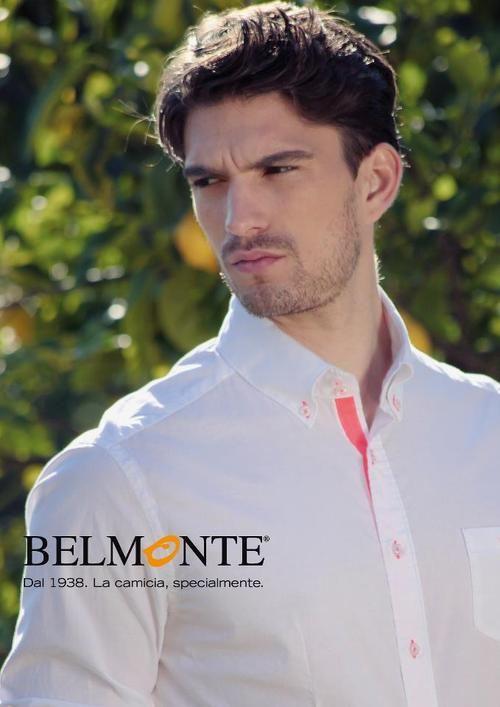 Camicia #Belmonte inserti fluo