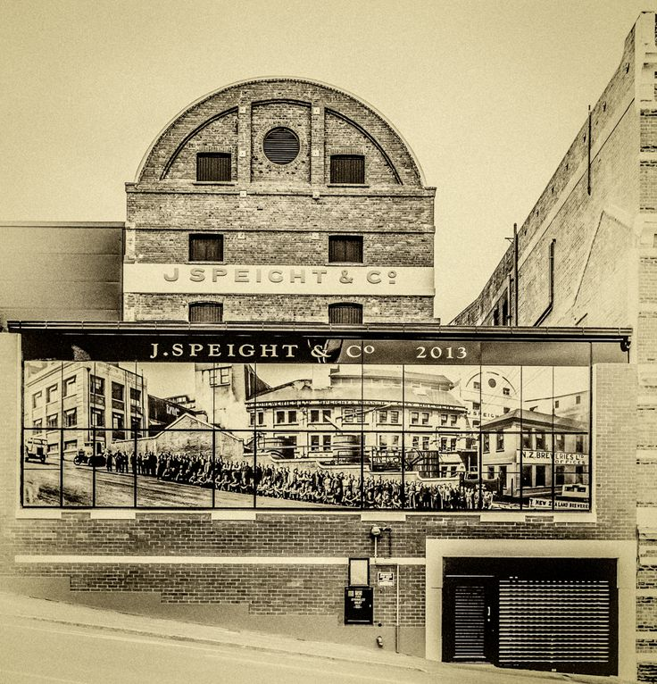 Speight's Brewery