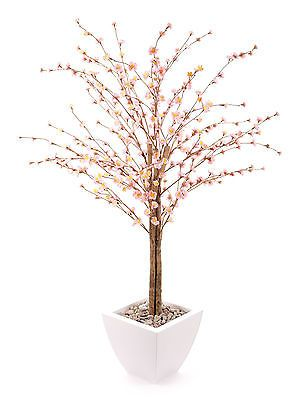 Artificial 5ft Pink Cherry Blossom Tree, Fake Tree, Faux Tree, Si