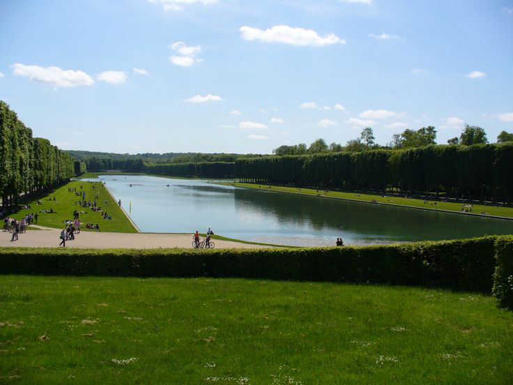 Grand Canal Versailles